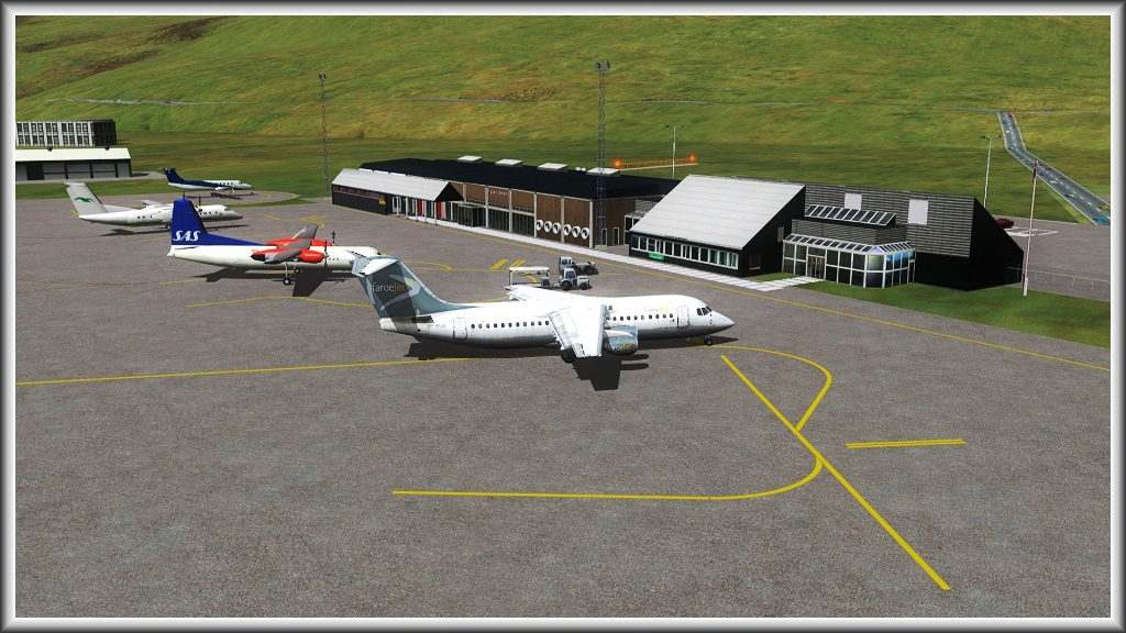 Ilhas Faroe (EKVG) - Stavanger (ENZV) Screenshot03Sep231837