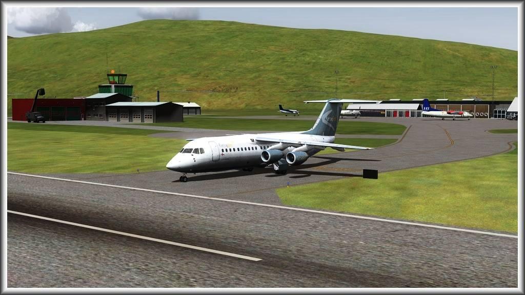 Ilhas Faroe (EKVG) - Stavanger (ENZV) Screenshot04Sep231840