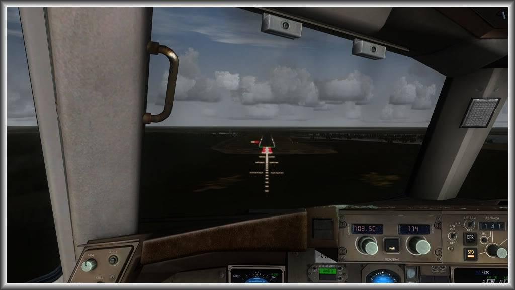 Gran Canária (GCLP) - Oulu (EFOU) Screenshot05May021252