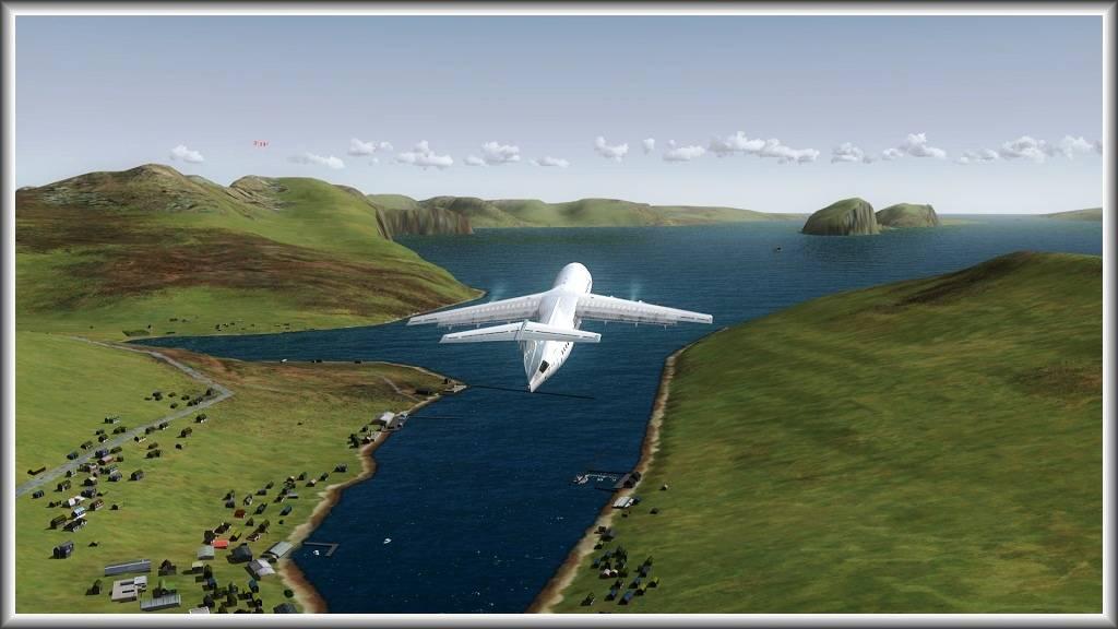 Ilhas Faroe (EKVG) - Stavanger (ENZV) Screenshot05Sep231845