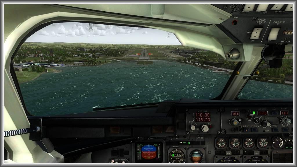 Ilhas Faroe (EKVG) - Stavanger (ENZV) Screenshot05Sep271222