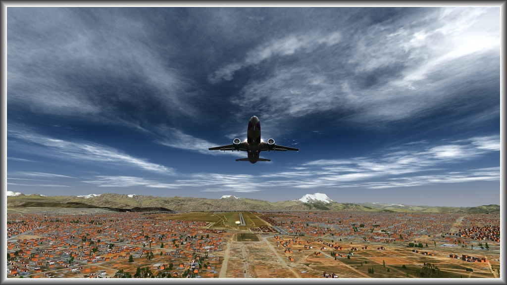La Paz (SLLP) - Sucre (SLSU) Screenshot06Oct011333