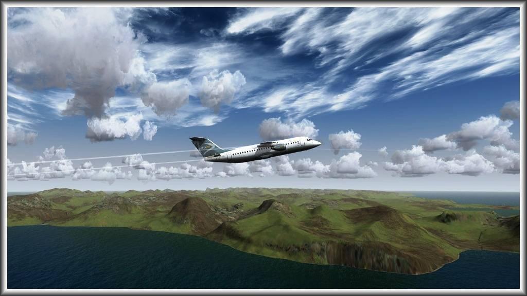 Ilhas Faroe (EKVG) - Stavanger (ENZV) Screenshot06Sep231848