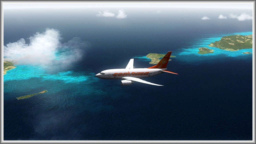 Piarco (TTPP) - Maiquetia (SVMI) Screenshot07Jun222033