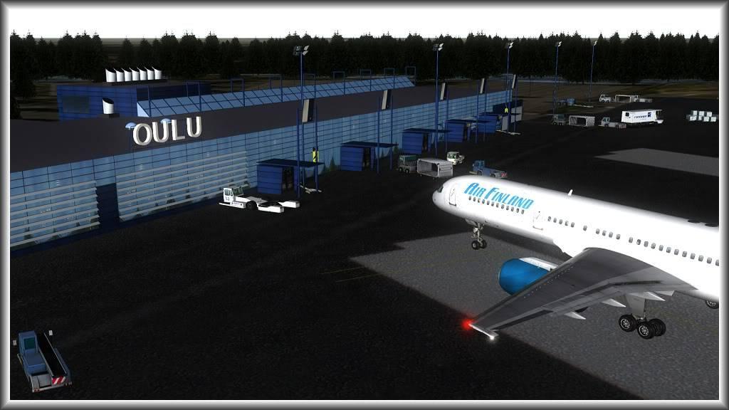 Gran Canária (GCLP) - Oulu (EFOU) Screenshot07May021310