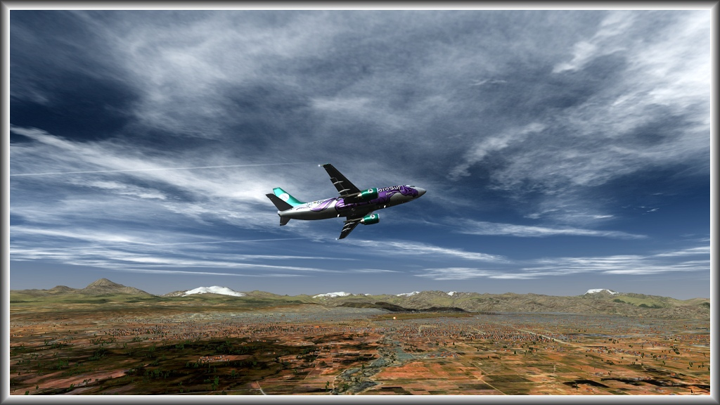 La Paz (SLLP) - Sucre (SLSU) Screenshot07Oct011335