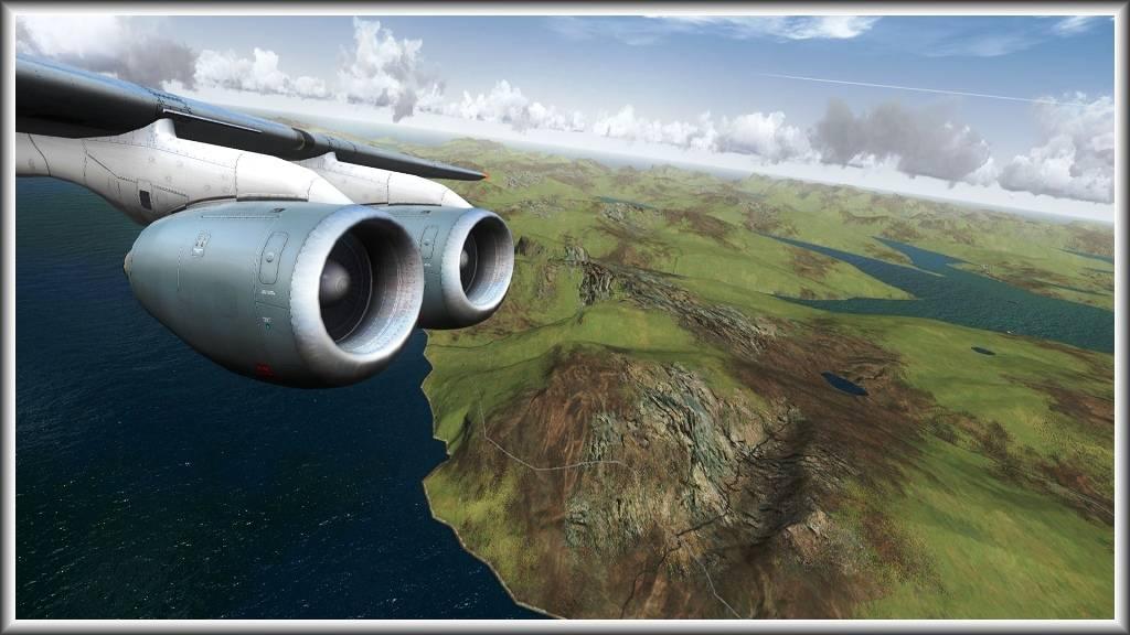 Ilhas Faroe (EKVG) - Stavanger (ENZV) Screenshot07Sep231849