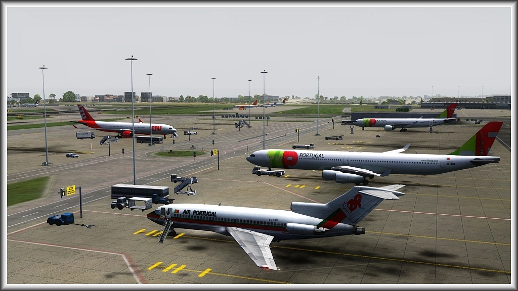 Dusseldorf (EDDL) - Lisboa (LPPT) Screenshot09Jul252219