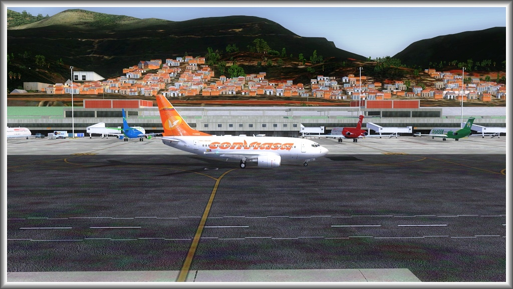 Piarco (TTPP) - Maiquetia (SVMI) Screenshot09Jun232125