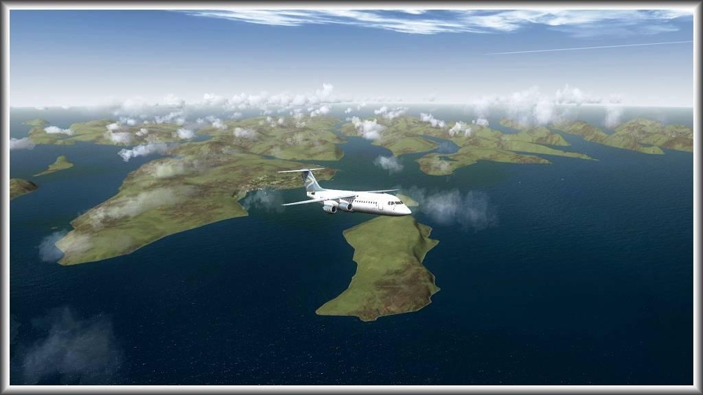 Ilhas Faroe (EKVG) - Stavanger (ENZV) Screenshot10Sep231851