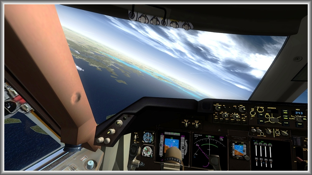 Hong Kong (VHHH) - Yekaterinburg (USSS) Screenshot14Jul231834