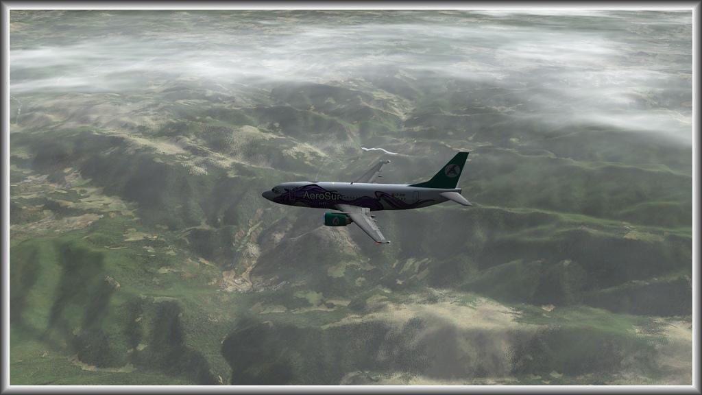 La Paz (SLLP) - Sucre (SLSU) Screenshot14Oct011356