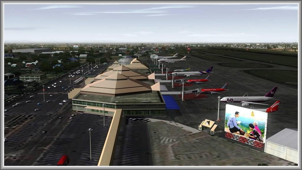Incheon (RKSI) - Chiang Mai (VTCC) Screenshot15Aug202022