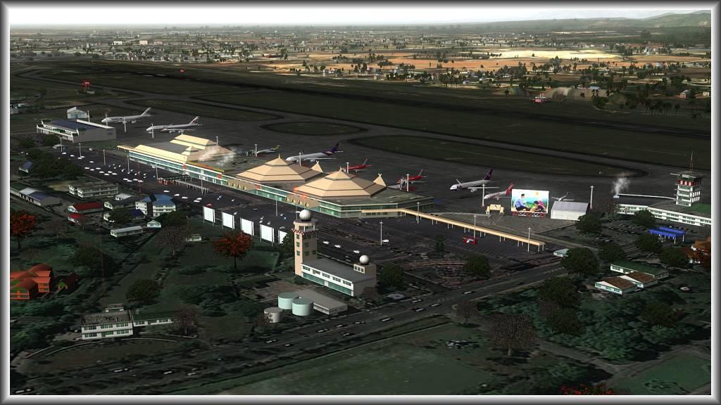 Incheon (RKSI) - Chiang Mai (VTCC) Screenshot17Aug202024