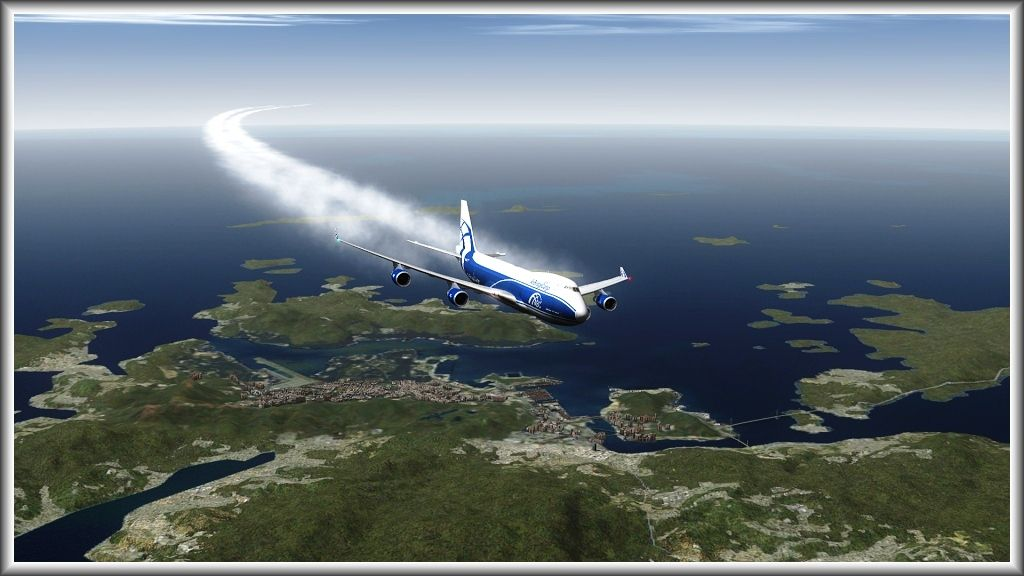 Hong Kong (VHHH) - Yekaterinburg (USSS) Screenshot18Jul231846