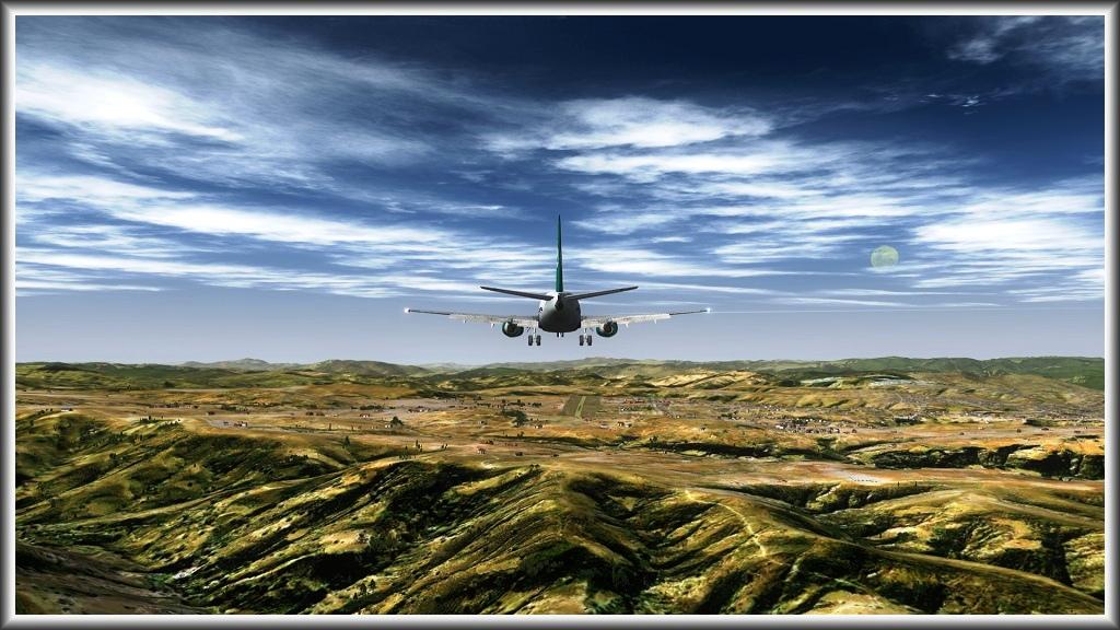 La Paz (SLLP) - Sucre (SLSU) Screenshot18Oct011419