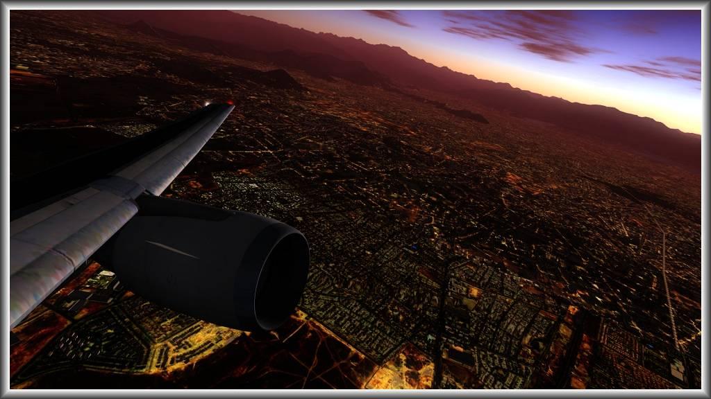 Santiago (SCEL) - Miami (KMIA) Screenshot22Oct071646