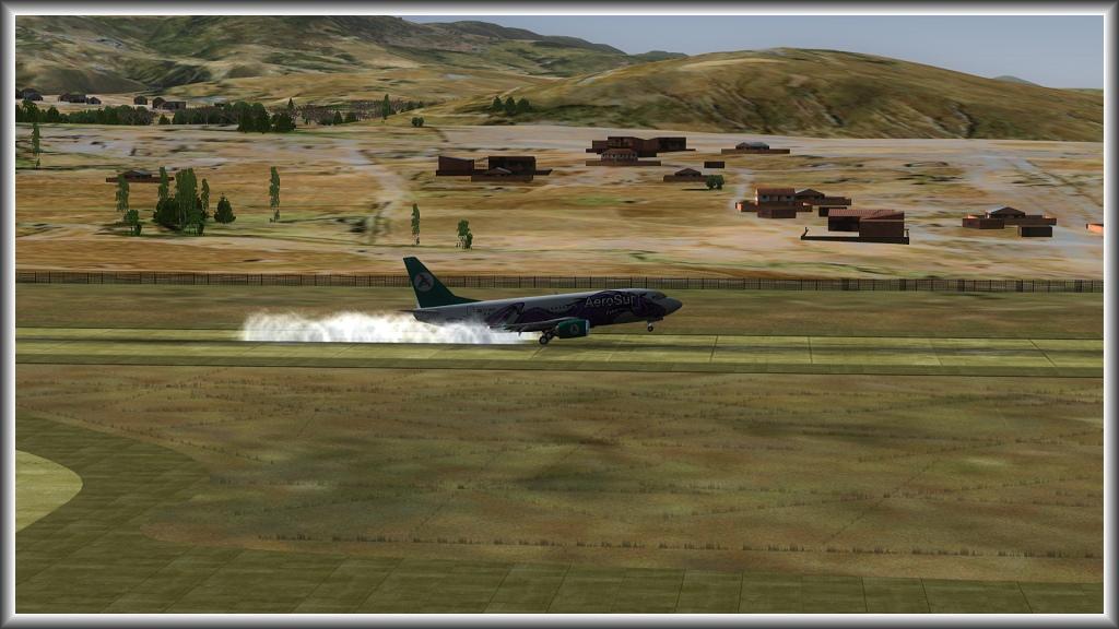 La Paz (SLLP) - Sucre (SLSU) Screenshot23Oct011448