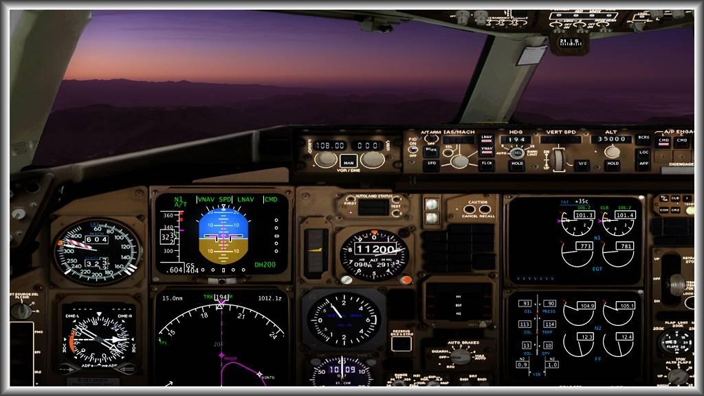 Santiago (SCEL) - Miami (KMIA) Screenshot26Oct071654