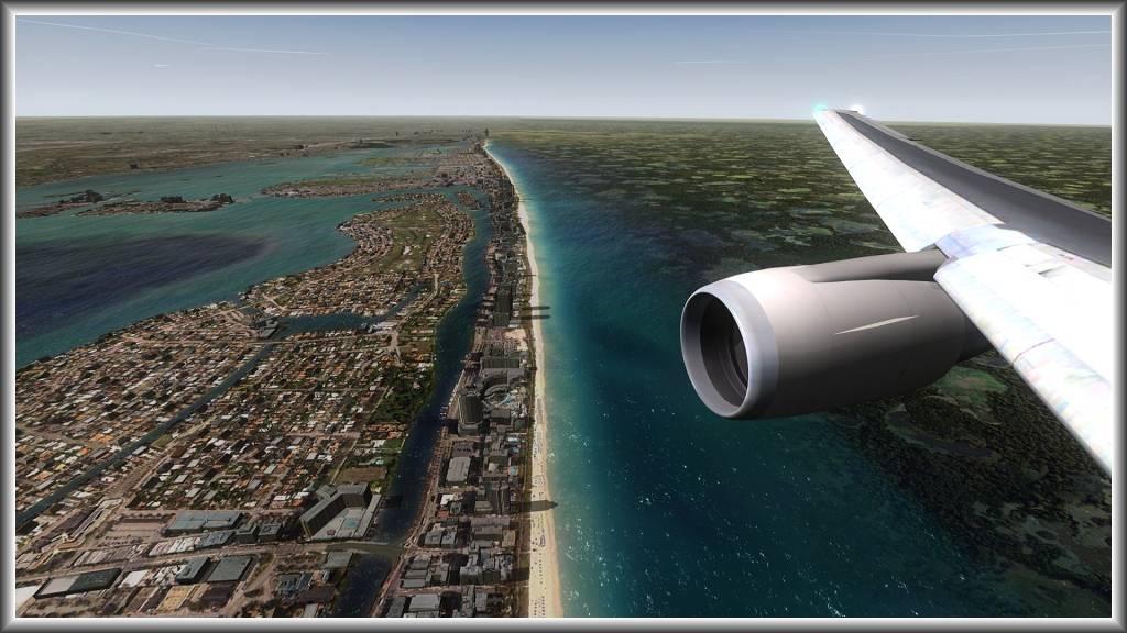 Santiago (SCEL) - Miami (KMIA) Screenshot33Oct071913