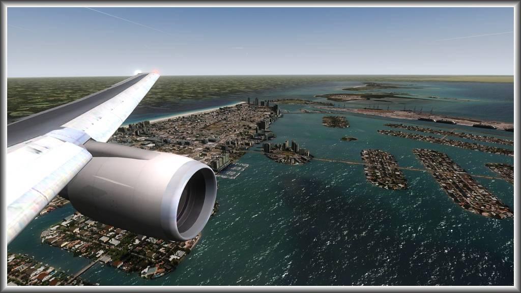 Santiago (SCEL) - Miami (KMIA) Screenshot35Oct071915