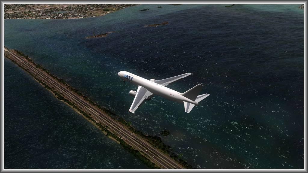 Santiago (SCEL) - Miami (KMIA) Screenshot36Oct071915