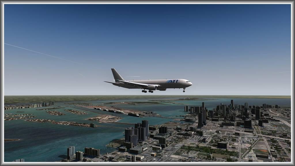 Santiago (SCEL) - Miami (KMIA) Screenshot39Oct071919