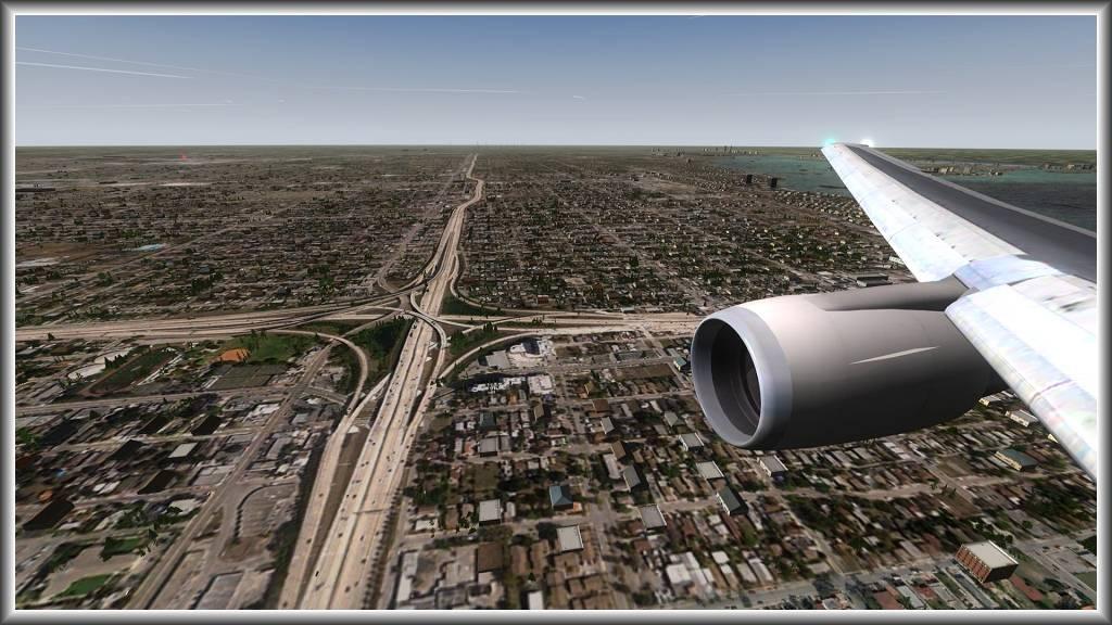 Santiago (SCEL) - Miami (KMIA) Screenshot42Oct071922