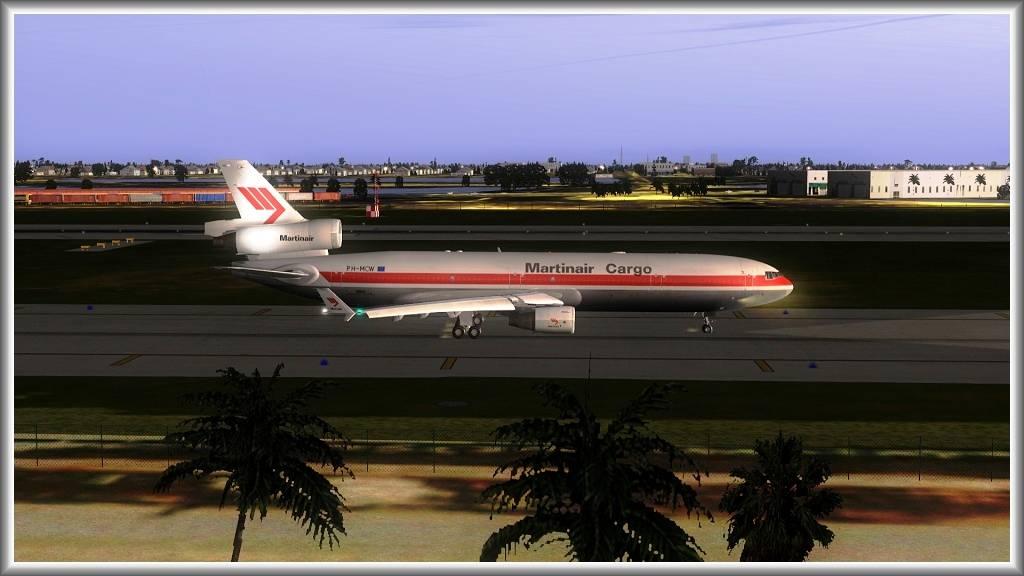Miami (KMIA) - Schiphol (EHAM) Screenshot01Nov061155