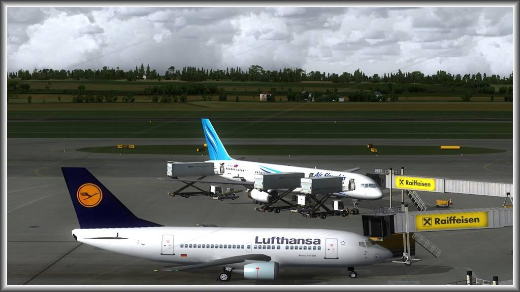 Vienna (LOWW) - Kosice (LZKZ) Screenshot04Jul141607