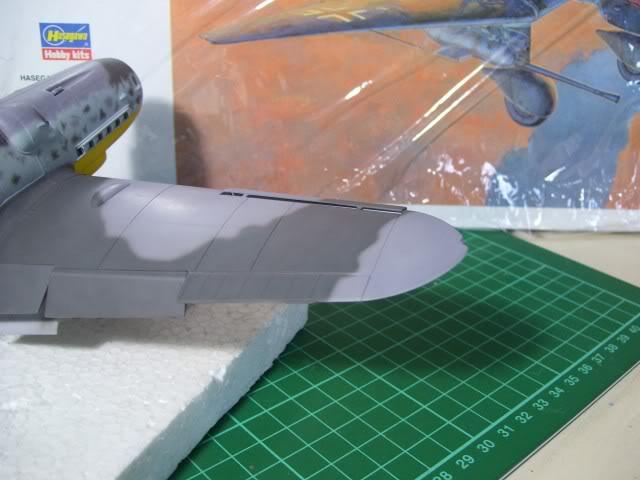 Messerschmitt Bf 109 G-6 Hasegawa 1/32 Alfred Grislawski - Página 2 AplicaciondecamuflageRLM759