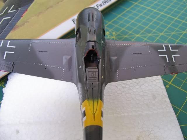 Focke Wulf 190 A-5 Walter N. Hasegawa 1/48 (Terminado) - Página 3 AvancesDomingoo3
