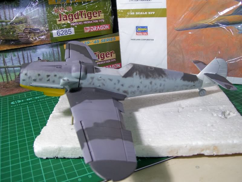 Messerschmitt Bf 109 G-6 Hasegawa 1/32 Alfred Grislawski - Página 2 Finiquitadodelcamu1