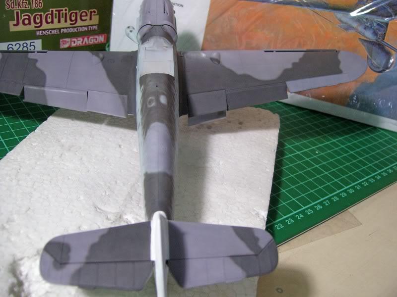 Messerschmitt Bf 109 G-6 Hasegawa 1/32 Alfred Grislawski - Página 2 Finiquitadodelcamu7