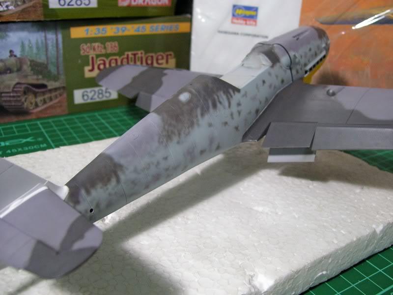 Messerschmitt Bf 109 G-6 Hasegawa 1/32 Alfred Grislawski - Página 2 Finiquitadodelcamu8