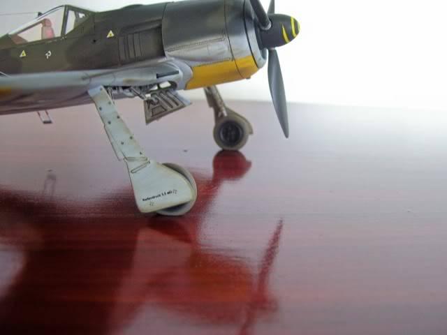Focke Wulf 190 A-5 Walter Nowotny Hasegawa 1/48 FockeWulfTerminado10