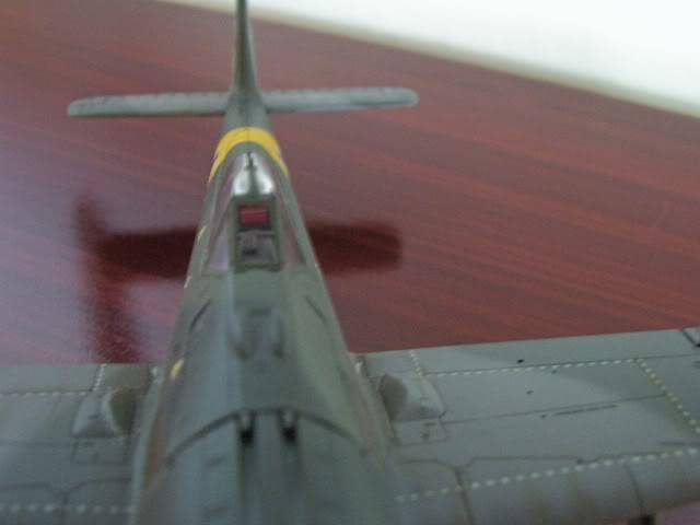 Focke Wulf 190 A-5 Walter Nowotny Hasegawa 1/48 FockeWulfTerminado12