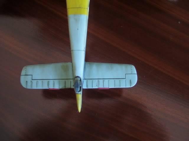 Focke Wulf 190 A-5 Walter Nowotny Hasegawa 1/48 FockeWulfTerminado15