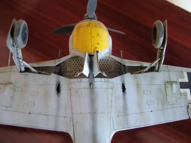 Focke Wulf 190 A-5 Walter Nowotny Hasegawa 1/48 FockeWulfTerminado16