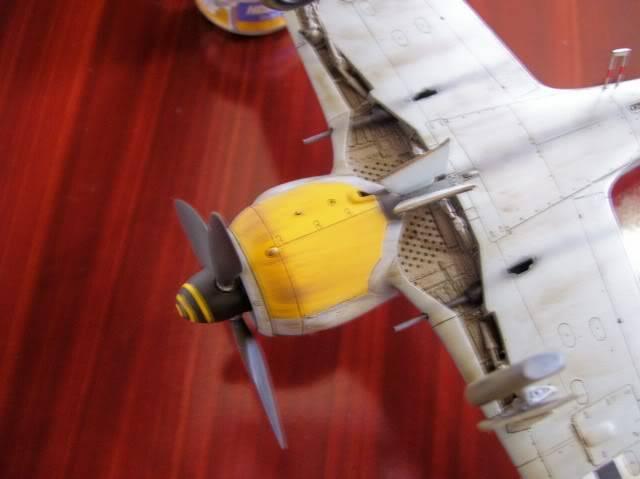 Focke Wulf 190 A-5 Walter Nowotny Hasegawa 1/48 FockeWulfTerminado17