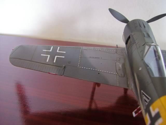 Focke Wulf 190 A-5 Walter Nowotny Hasegawa 1/48 FockeWulfTerminado8