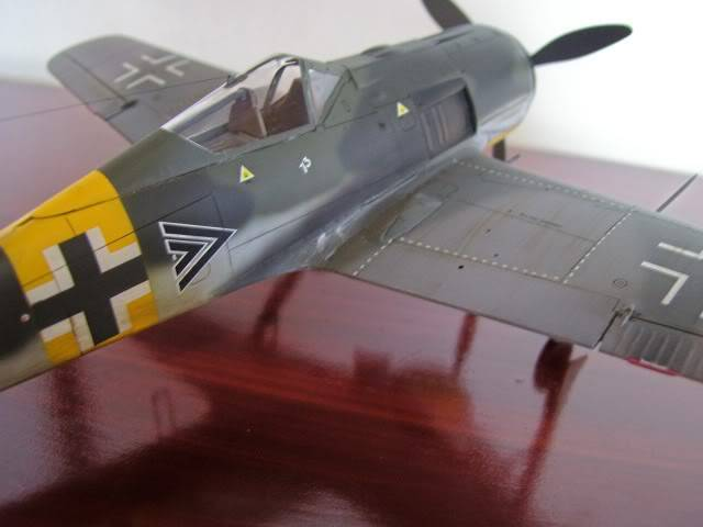 Focke Wulf 190 A-5 Walter Nowotny Hasegawa 1/48 FockeWulfTerminado9