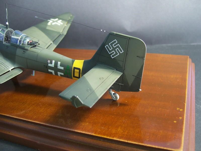 Junkers Ju-87 D-5 Stuka (Hasegawa 1/48). Ju87d5Stuka%2010