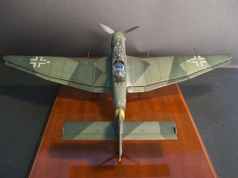 Junkers Ju-87 D-5 Stuka (Hasegawa 1/48). Ju87d5Stuka%2011