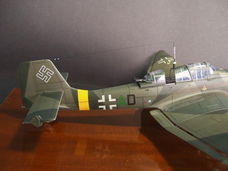 Junkers Ju-87 D-5 Stuka (Hasegawa 1/48). Ju87d5Stuka%2013