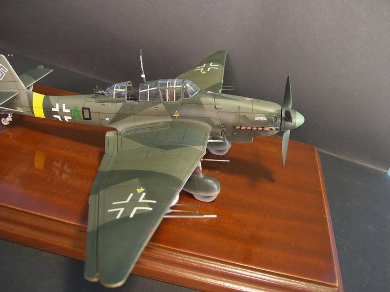 Junkers Ju-87 D-5 Stuka (Hasegawa 1/48). Ju87d5Stuka%2014