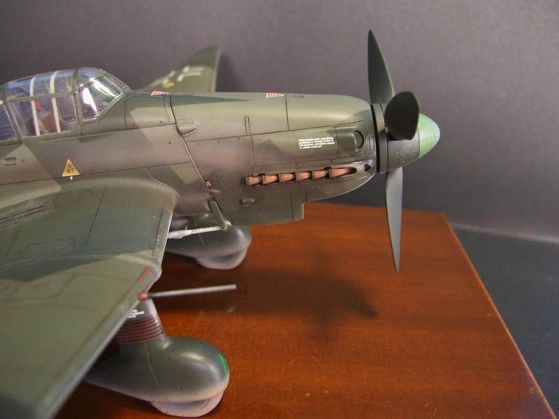 Junkers Ju-87 D-5 Stuka (Hasegawa 1/48). Ju87d5Stuka%2015