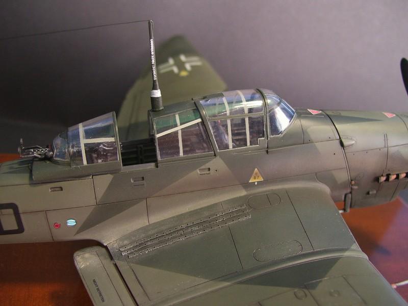 Junkers Ju-87 D-5 Stuka (Hasegawa 1/48). Ju87d5Stuka%2016