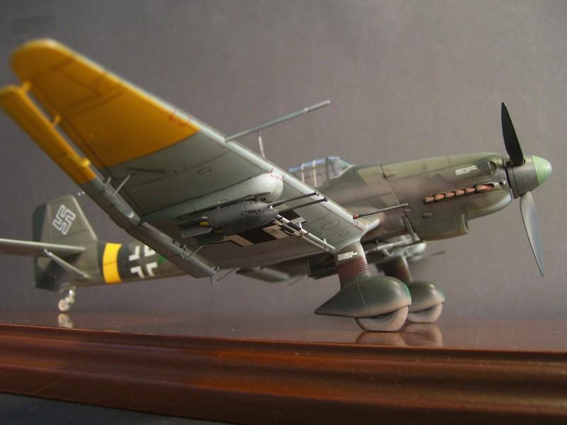 Junkers Ju-87 D-5 Stuka (Hasegawa 1/48). Ju87d5Stuka%2019