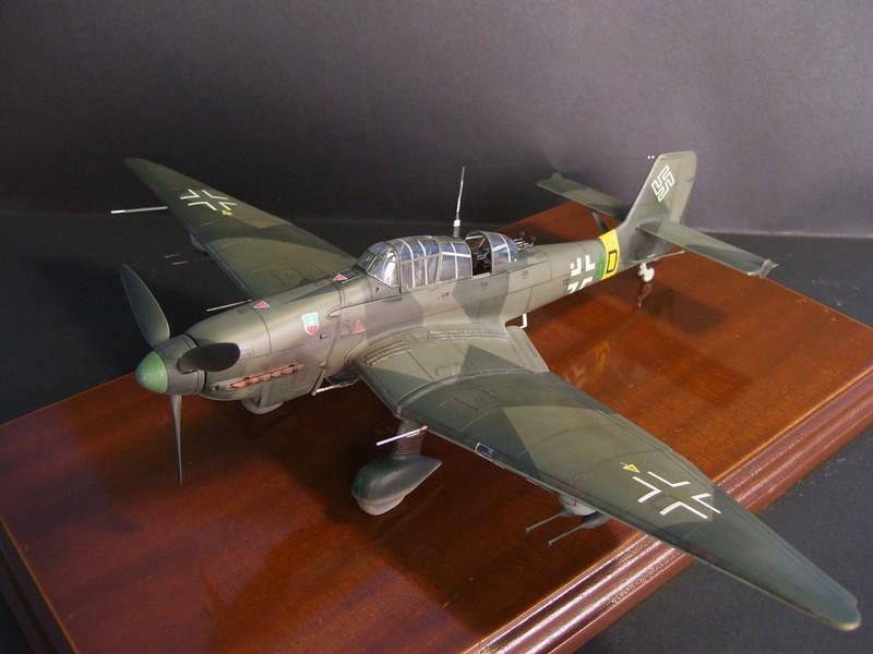 Junkers Ju-87 D-5 Stuka (Hasegawa 1/48). Ju87d5Stuka%202